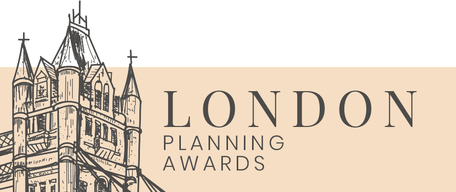 London Planning Awards logo